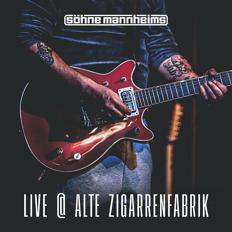 Söhne Mannheims Album
